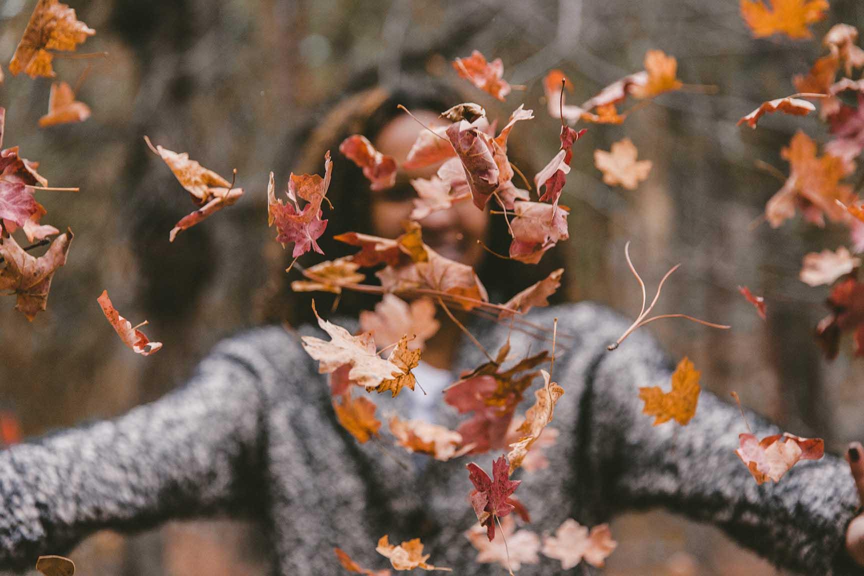 Gina Raffaela Wie du die Herbstzeit optimal für dich nutzen kannst